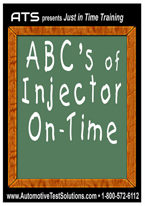 ABC's of Injector On-Time