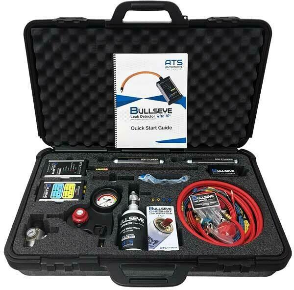 BULLSEYE Leak Detector with IR Pro Kit