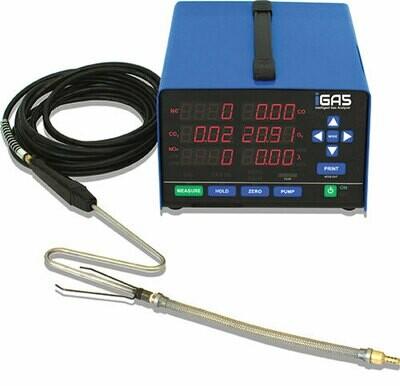 iGA5 - Intelligent Gas Analyzer