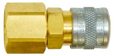 Quick Connect Coupler - Small