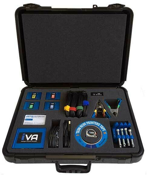 iVA Intelligent Vibration Analyzer
