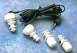 William Sound Binaural Ear Buds with Ear Tip