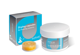 Dry Aid Kit for Hearing Aids