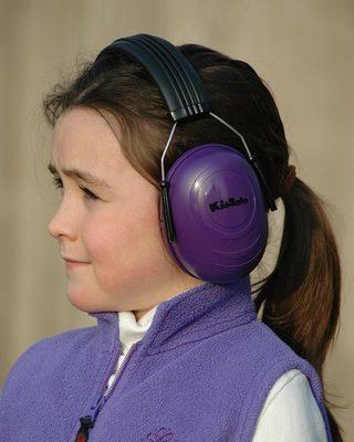 Kidsafe Ear Muffs - Purple