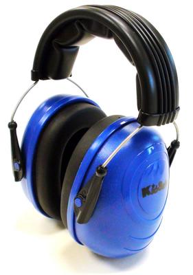 Kidsafe Ear Muffs - Blue