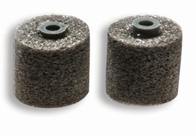 Bean Replacement Black Foam Eartips 5 pair