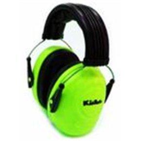 Kidsafe Ear Muffs - Lime Green