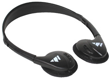 HED 021  Williams Sound Deluxe Folding Headset