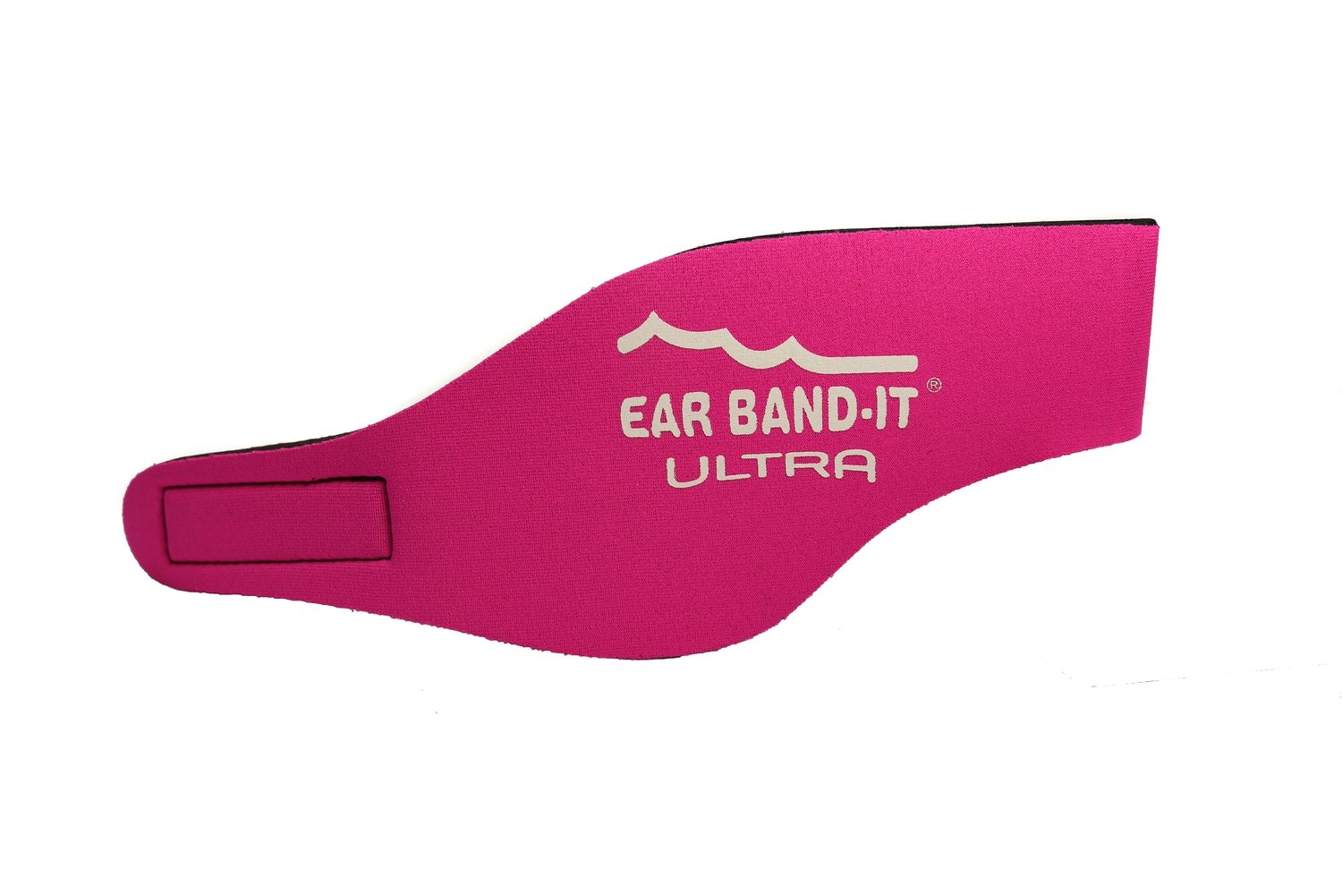 Pink size Small Ear Band-It Ultra with pair of Floating Putty Buddies Ear Plugs