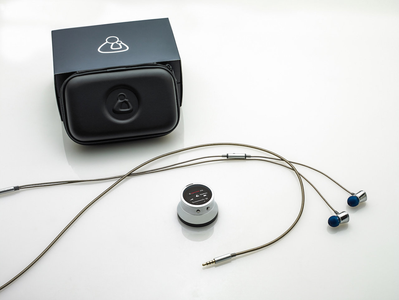The ONE Digital Amplified Stethoscope kit by Think Labs