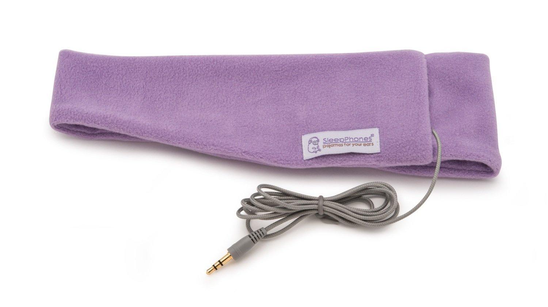 SleepPhones Classic Lavender Medium (most popular size)