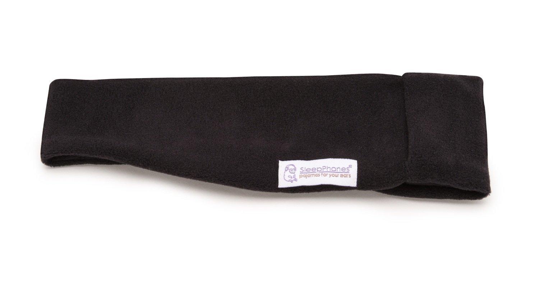 SleepPhones Simple Midnight Black Medium (most popular size)