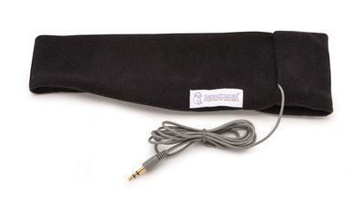 SleepPhones Classic Midnight Black Large