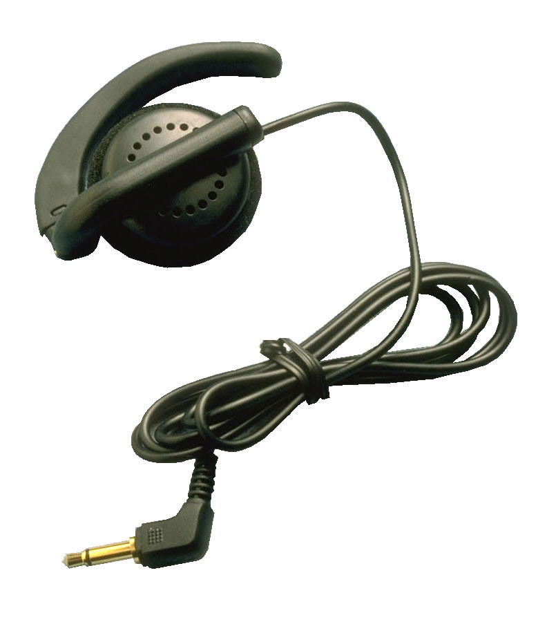 EAR008 Williams Sound Wide Range Earphone