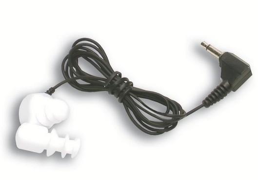EAR013T Mono Earbud with Eartip