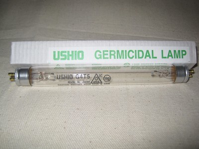 Store & Dry Global II UV-Lamp