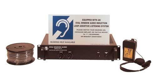 Satellite III Large Area Loop System: