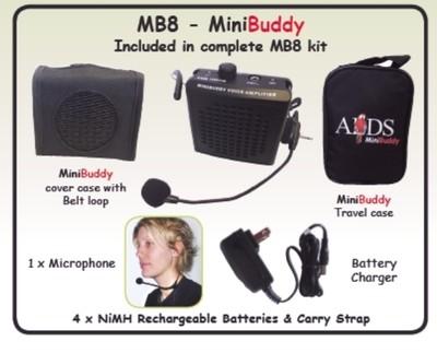 MiniBuddy Voice Amplifier Kit