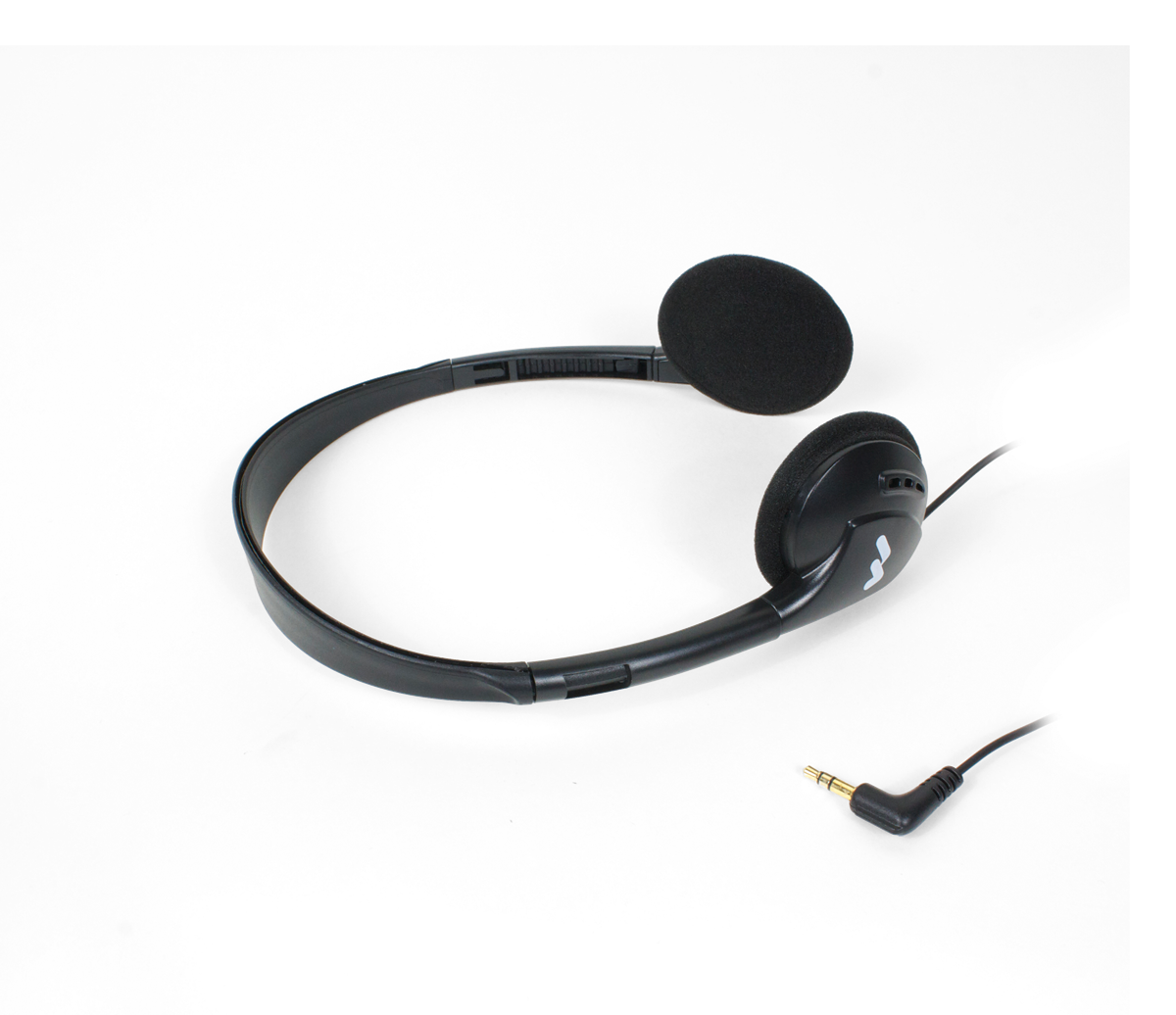 HED 024 Williams Sound Deluxe Folding Stereo Headset