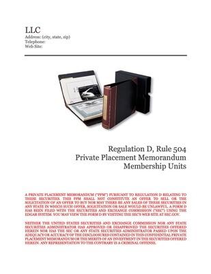Rule 504 LLC Equity