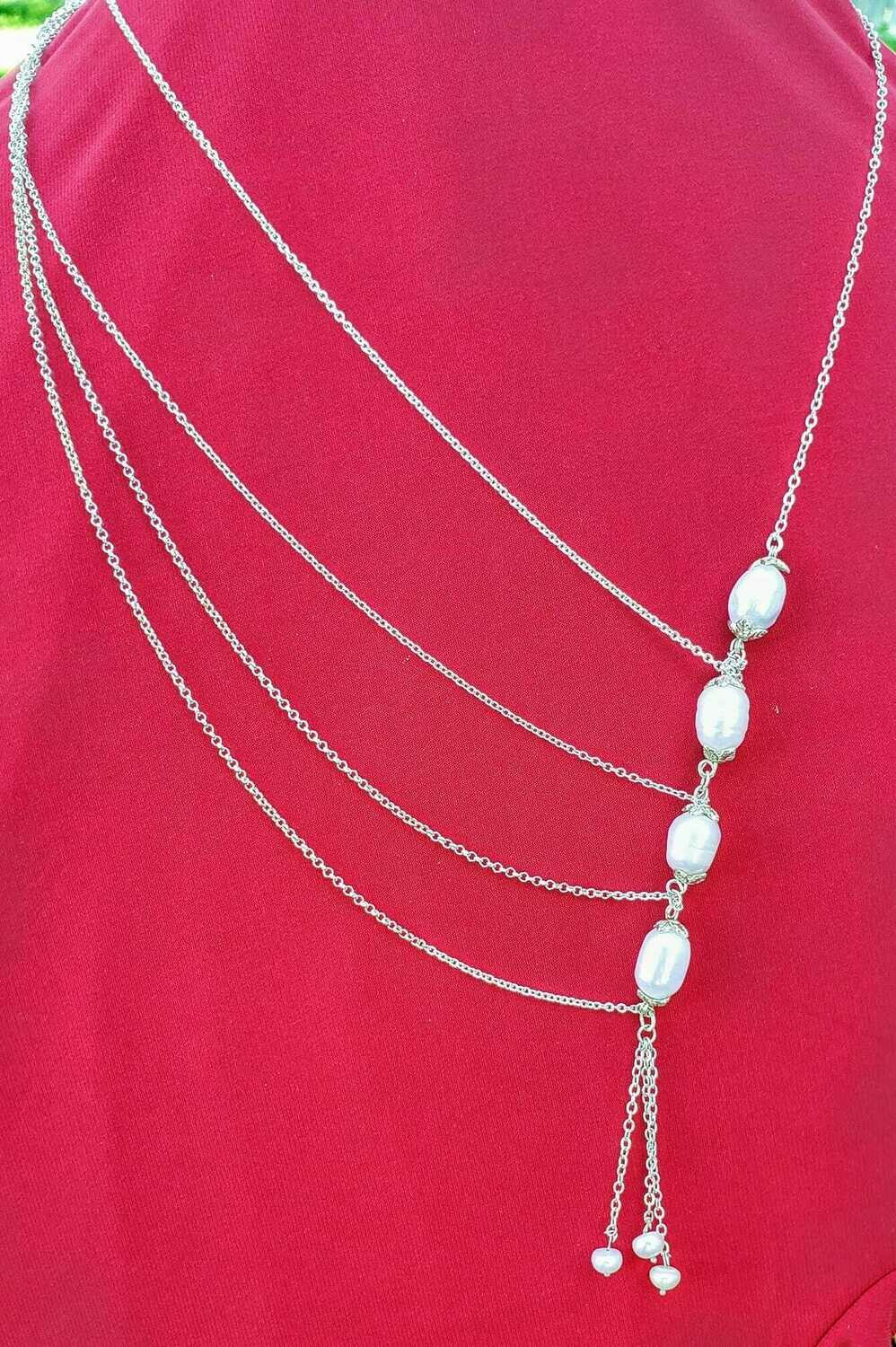 4 String Necklace