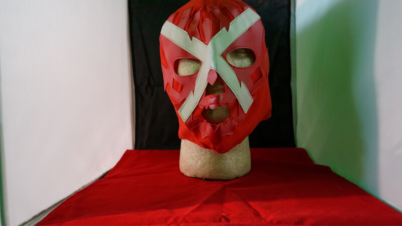 Mask-Red Dr. X