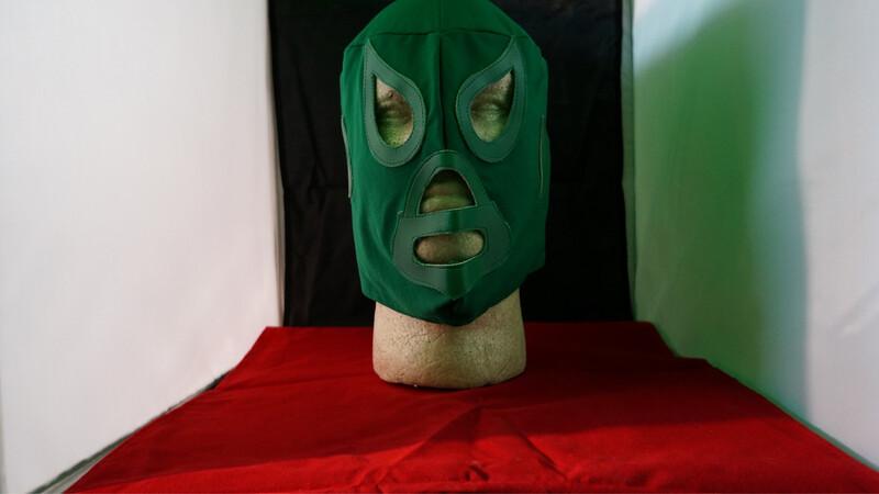 Mask- Basic Green