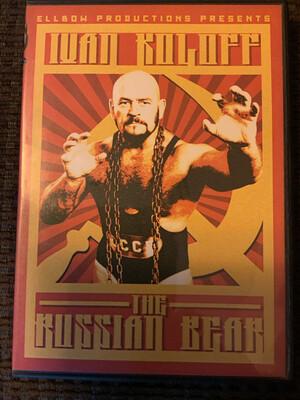 Ivan Koloff The Russian Bear