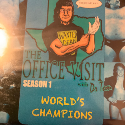The Office Visit World's Champions