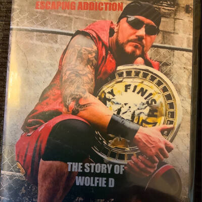 Escaping Addiction The Wolfie D Story