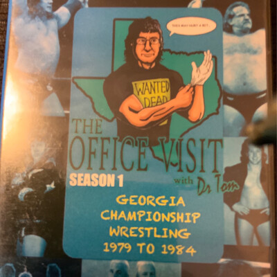 The Office Visits Georgia Championship Wrestling
