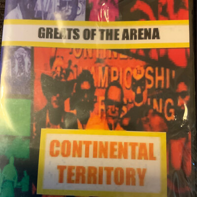 Great Of The Arena Continental Territory