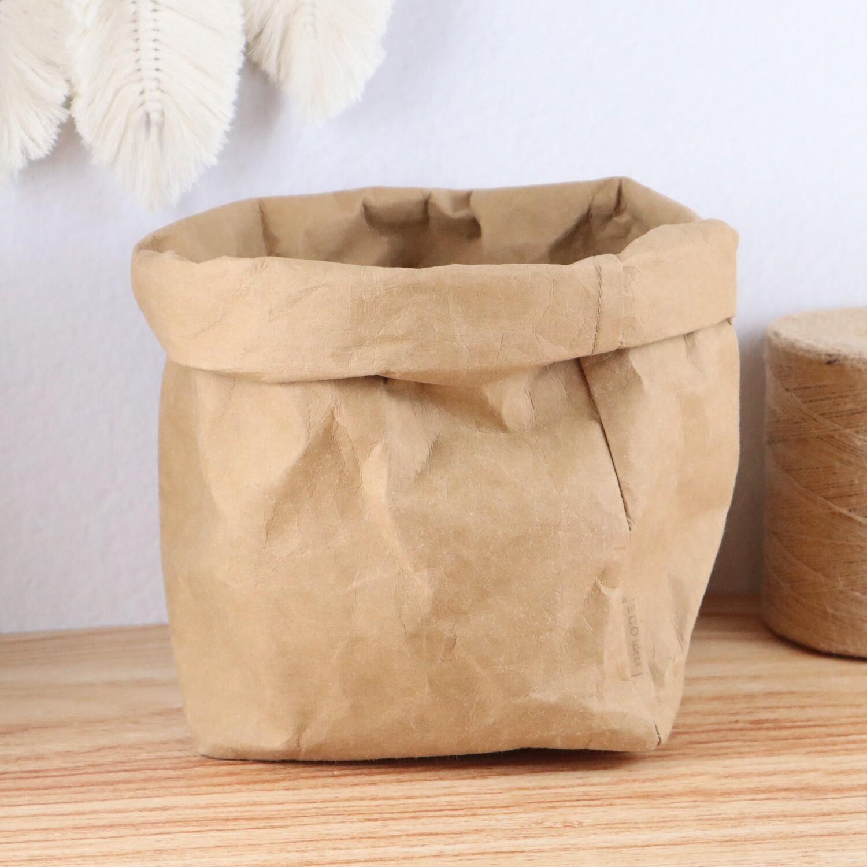 Мешок для хранения из моющегося крафта, размер L