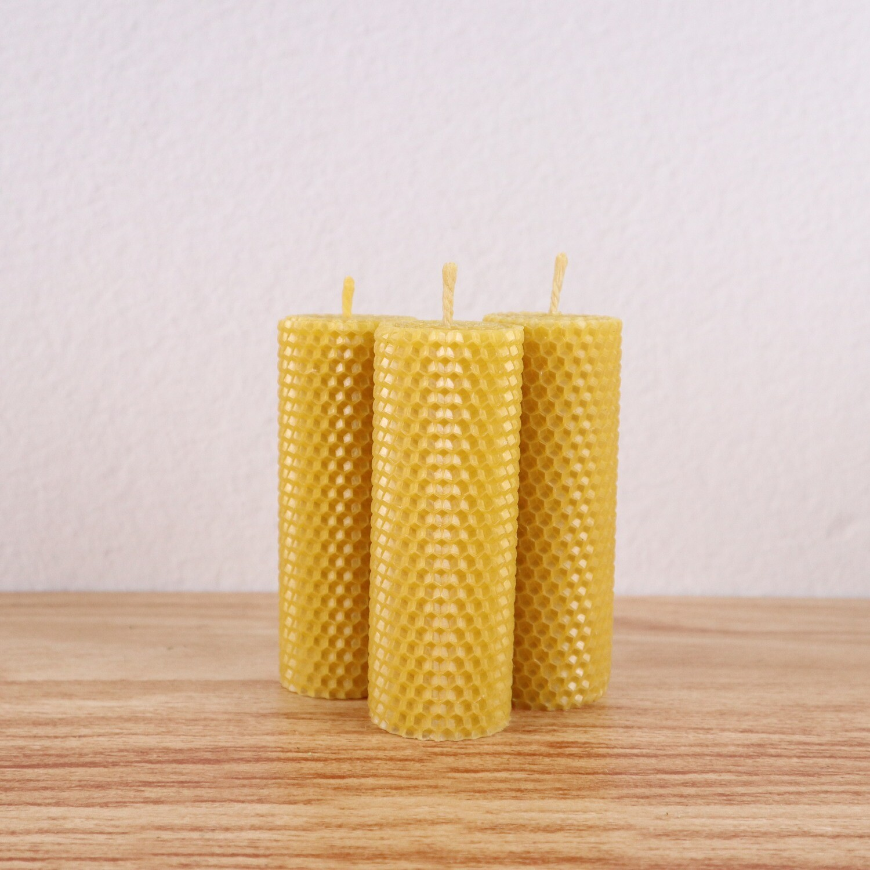 Свеча из натуральной вощины