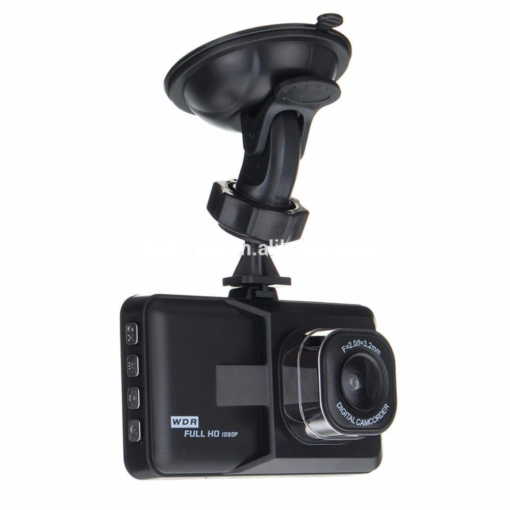 HD Dash Cam Front and Rear Camera with Full HD1080
