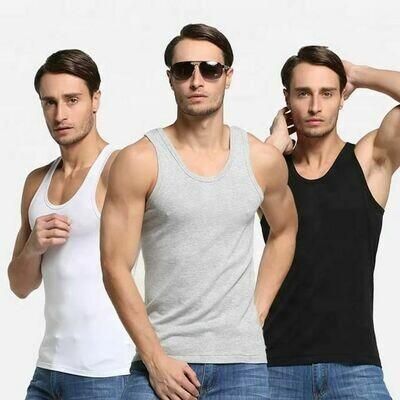 Trending Men mixed colors Vest (3 pieces)