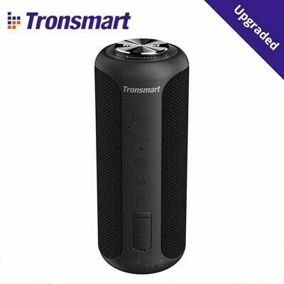 Tronsmart T6 Plus 40W Upgraded Edition BT Portable Speaker 360 Surround Sound NFC Connection Wireless Column