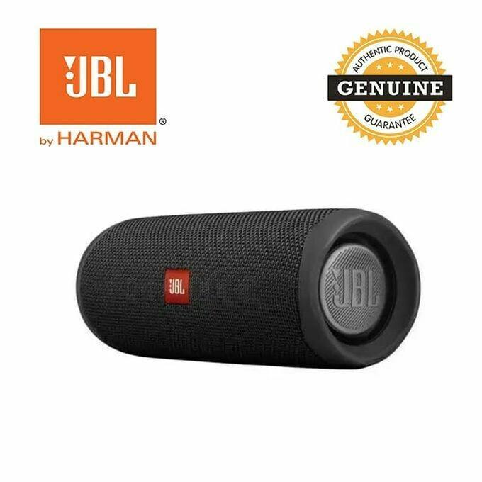 JBL FLIP 5 - (Latest Model) 20W Waterproof Portable Bluetooth Speaker - Black