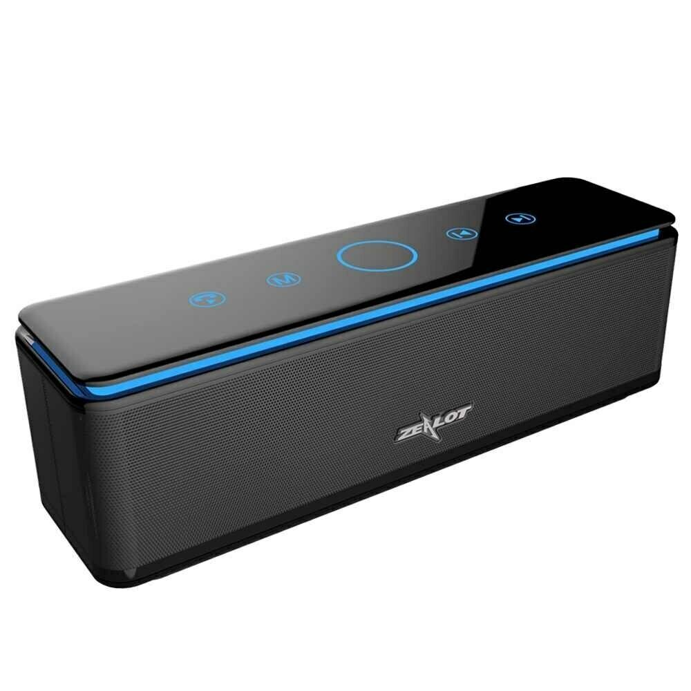 ZEALOT S7 Powerful 26W Portable Bluetooth Speaker with 4 Loudspeakers