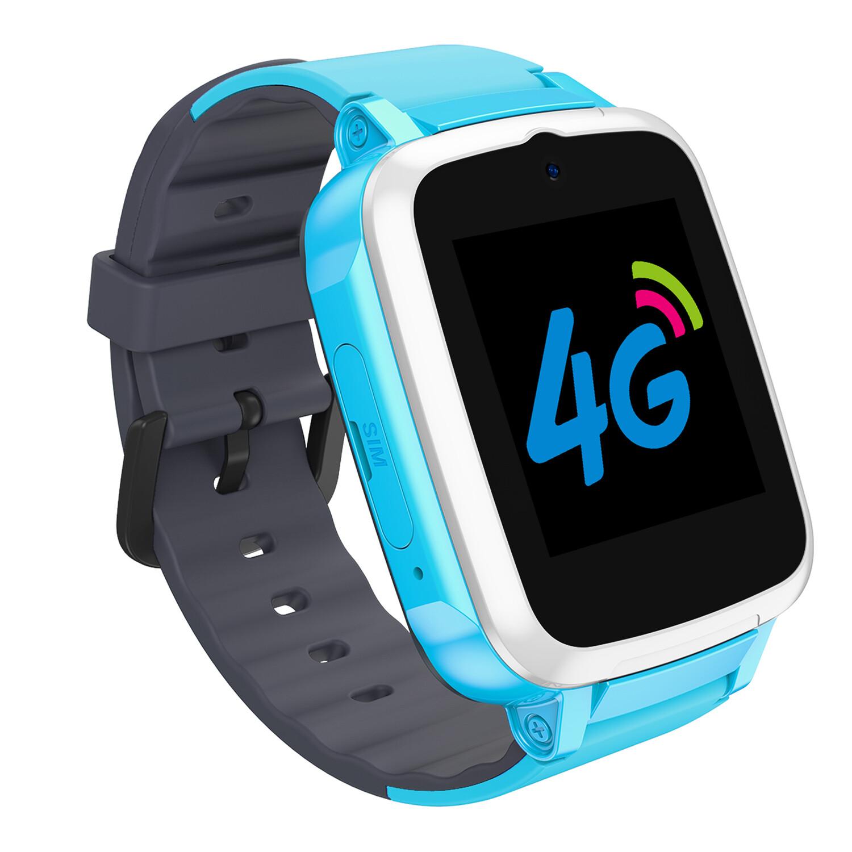 Poptel Kids smart watch 4g gps (blue)
