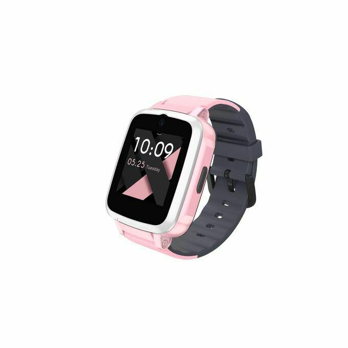 Poptel Kids smart watch 4g gps (pink)