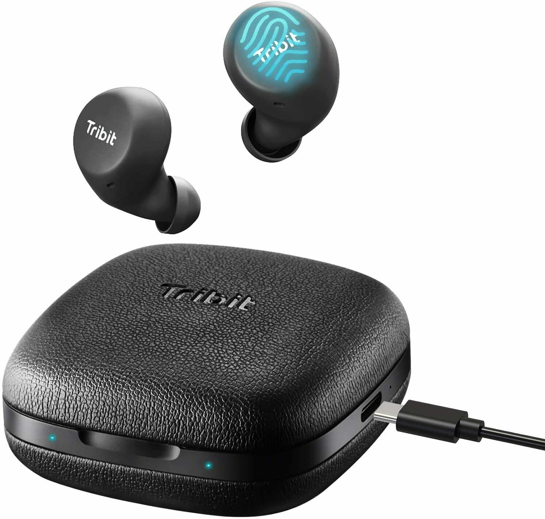 Tribit Flybuds Rich Bass TWS earbuds wireless earphone