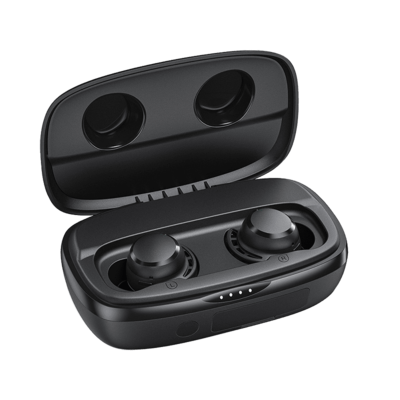 Tribit Flybuds 3 Wireless Earbuds Enhanced Bass earphone with 100 hours play time.