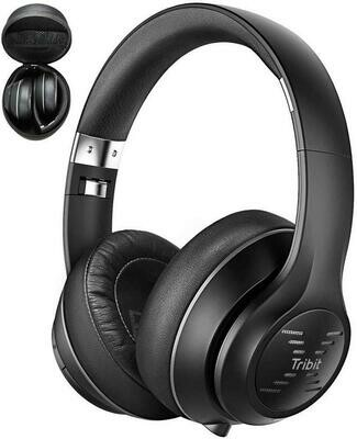 Tribit XFree Tune noise cancelling Bluetooth Headphones 40h Playtime