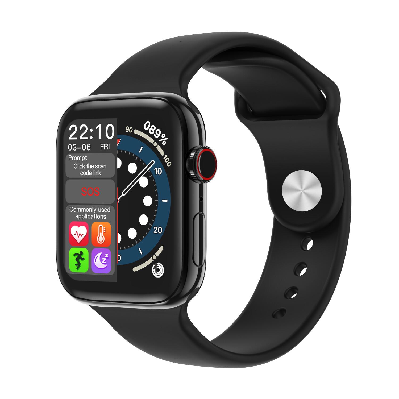DW35 pro smartwatch full screen touch (black) men gift