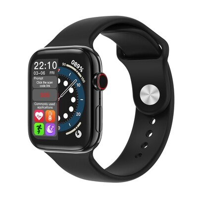 F11 smartwatch full screen touch (black)