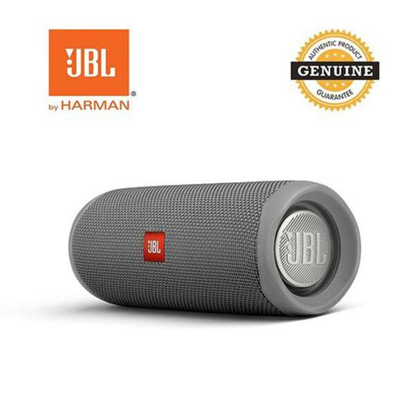 JBL Flip 5 - (Latest Model) 20W Waterproof Portable Bluetooth Speaker - Grey
