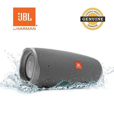 JBL Charge 4 - Waterproof Portable Bluetooth Speaker - Gray