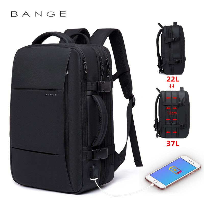 Daily Outdoor USB Backpack For Laptop multifunction High Quality USB Charging Waterproof Backpack