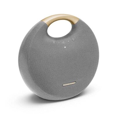 Harman Kardon Onyx Studio 6 - Portable Bluetooth Speaker (Gray)